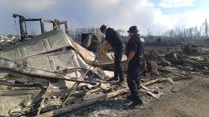 Wildfire Eternal Buy by Canadian Officials Complete Evacuation Hope To Put U0027death Grip