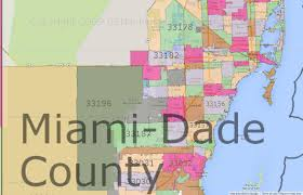 Florida Zip Code Map Miami Dade County Zip Code Map Before You Call A Ac Repair Man