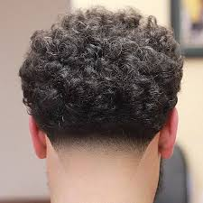 taper fade curly hair 21 new men s hairstyles for curly hair