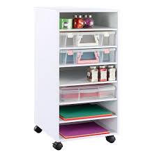 System Build 6 Cube Storage by Find The Mobile Storage Tower By Ashland At Michaels