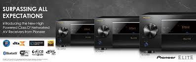 compact home theater receiver amazon com pioneer network av receiver audio u0026 video component