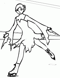 winter sport coloring pages printable kids coloring