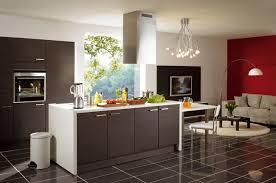 cuisine au milieu de la cuisine au milieu de la maison design sibfa com