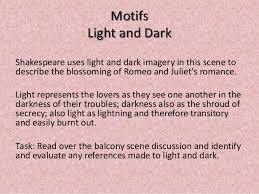 Light And Dark Quotes English 8