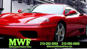 millennium window films auto commercial window films u0026 paint