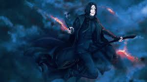 severus snape harry potter fantasy witch people men magic dark