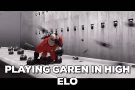 Garen Memes - garen doesn t need any changes he s really strong