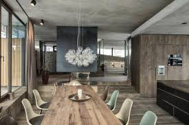 Concrete Dining Room Table Concrete And Wood Interior Google Search Concrete U0026 Wood
