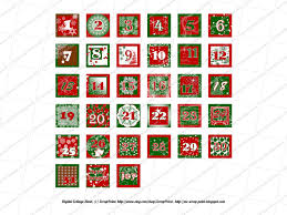 free printable calendar numbers christmas u2013 blank calendar 2017