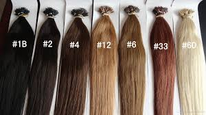Hair Extensions Online In India by 6a Grade Nano Ring Hair Extension 100 Brazilian Human Virgin Remy