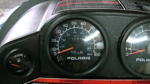 polaris indy touring xlt 600 st 10666 youtube