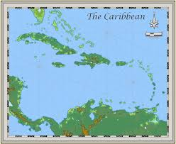Caribbean Maps by Profantasy Community Forum Fate Of The Sapphire Sea Caribbean