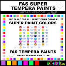 fluorescent orange super egg tempera paints fas04808