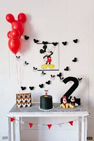 mickey mouse birthday rad s modern mickey mouse birthday party the alison show