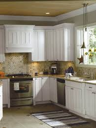 small kitchen interiors country style sink faucets country french kitchens designs