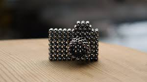 How To Make Magnetic Jewelry - how to make a camera from magnetic balls neocube figures youtube