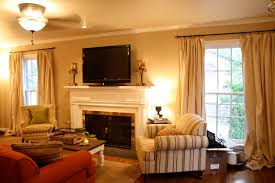 Log Cabin Living Room Designs Remodelaholic Updated Living Room From Italian To Country Cottage