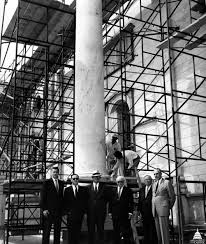 Architect Signature Monuments Men Return To Inspire On Capitol Hill Architect Of The