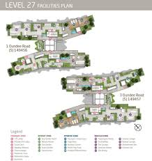 Floor Plan Of Child Care Centre by Queens Peak Is A 99 Year Leasehold Condo Located At Dundee Road In