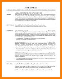 Paralegal Resume Templates 11 Paralegal Resumes Samples Self Introduce
