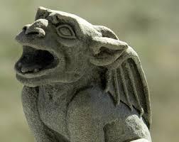 babygoyle gargoyle sculpture architectural ornament