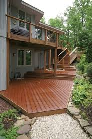 Split Level Front Porch Designs by 135 Best Multilevel Deck And Porch Ideas Images On Pinterest