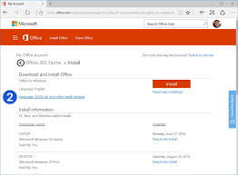 office 365 tip how to download the office offline installer