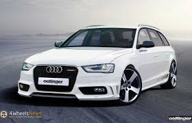 audi a4 tuner oettinger unveils tuning program for 2014 audi a4