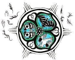 page form artist u0027s sketch book showing animal mandala of owl