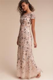 dress for wedding reception cecelia dress chagne in bhldn