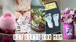 gifts for mothers to be 5 diy s day gifts she ll