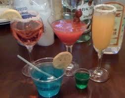 alchemy sailor moon themed drinks