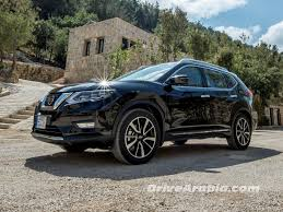 2015 nissan x trail launched nissan x trail drive arabia
