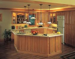 kitchen breakfast bar lighting travertine countertops kitchen