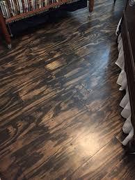 diy plywood plank floors hometalk