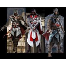 Ezio Halloween Costume Assassin U0027s Creed Ezio Trilogy