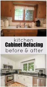 Kitchen Facelift Ideas Kitchen Cabinet Refacing The Process Kitchens Diy Party And House