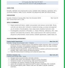 Sample Nursing Student Resume Clinical Experience by Outstanding Nursing Student Resume Template 7 Entry Cv Resume Ideas