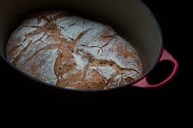 welcoming a new year u2013 no knead country loaf u2014 my blue u0026white kitchen