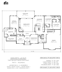 Floor Plans For One Story Homes House Plans Single Story Trendy Inspiration Ideas Open Floor To