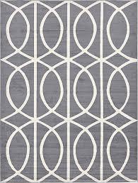 gray 9 u0027 10 x 13 u0027 trellis rug area rugs esalerugs