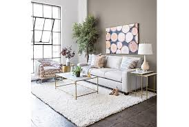 rugged simple living room rugs indoor outdoor rug in ivory shag