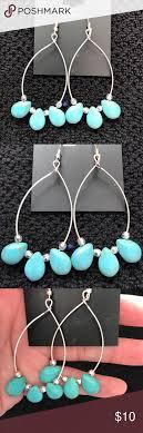 zad earrings nwt zad brand earrings