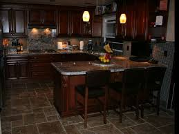 Slate Tile Kitchen Backsplash Slate Floor Tiles For Kitchen Home Decorating Interior Design