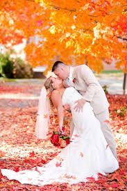Fall Flowers For Weddings In Season - orange deer pearl flowers