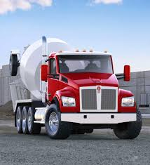 kenworth heavy duty trucks new kenworth t880s with set forward front axle meets strong