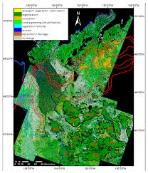 Isoline Map Definition Remote Sensing Free Full Text Detecting Landscape Changes In