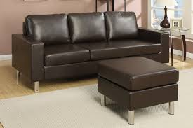 Reversible Sectional Sofas by Item F7489 Poundex Bobkona 2 Pcs Studio Mini Reversible Sectional