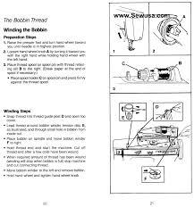 singer 2404 merritt sewing machine threading diagram