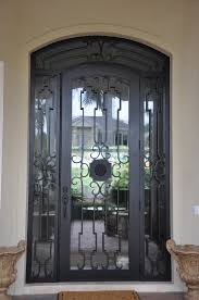 Metal Door Designs Wrought Iron Entry Doors Custom Iron Doors Bronze Doors